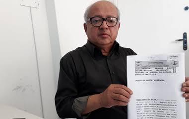 Pré-candidato excluído pede suspensão do registro da chapa do PRB