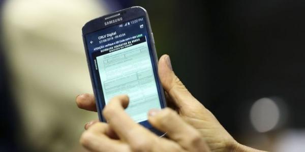 Documentos de veículos também terão versão eletrônica