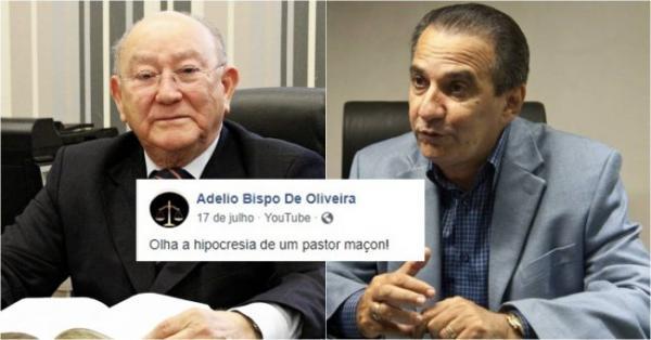 Homem que esfaqueou Bolsonaro atacou Malafaia e pastor José Wellington na web