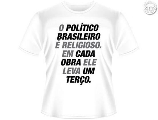 Eleitores capixabas poderão utilizar camisa de seus candidatos para votar
