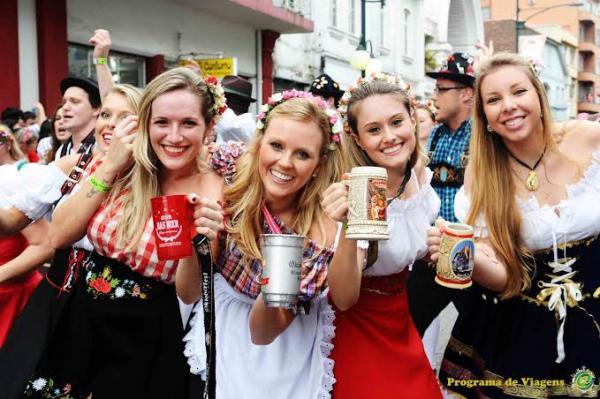 I Oktoberfest movimentará o Parque da Prainha neste fim de semana