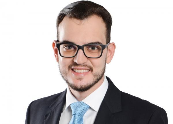 Alcântaro Filho. Presidente da Câmara Municipal de Aracruz - Foto Reprodução