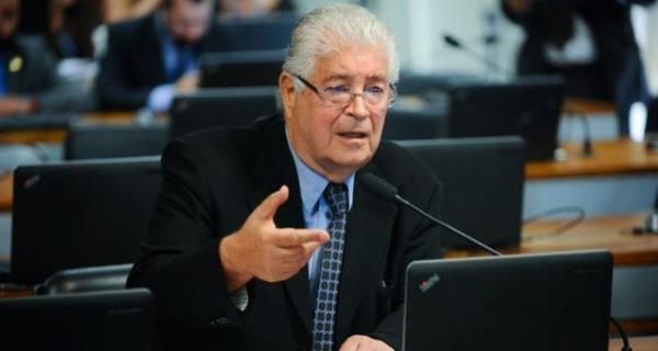 Senado ironiza Moro e ministro de Bolsonaro com 'Lei Onyx Lorenzoni'