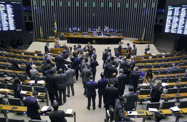 Plenário da Câmara aprovou hoje o projeto, que segue para o Senado
