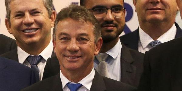 Nomeado interventor por Temer, Denarium assume governo de Roraima