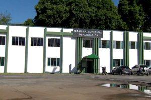 Câmara de Cariacica - Foto Reprodução