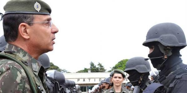 General Jesus Corrêa novo presidente do Incra - Foto Reprodução EBC