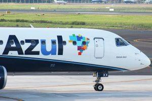Confirmado: Azul vai operar trecho Belo Horizonte x Linhares ainda este ano