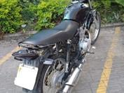 Aracruz - Polícia recupera moto roubada