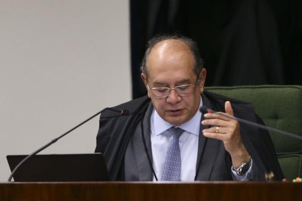 Receita diz que Gilmar Mendes não é investigado pelo órgão