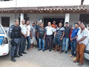 Aracruz - Policiamento em territórios Tupiniquim e Guarani