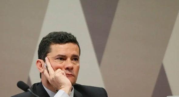 O ministro da Justiça e Segurança Pública, Sérgio Moro - Foto: Dida Sampaio/Estadão