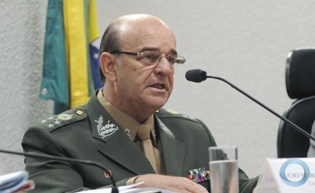 General-de-Exercito Lúcio Mauro de Barros Góes - ministro do Superior Tribunal Militar (STM). Foto - Agência Senado