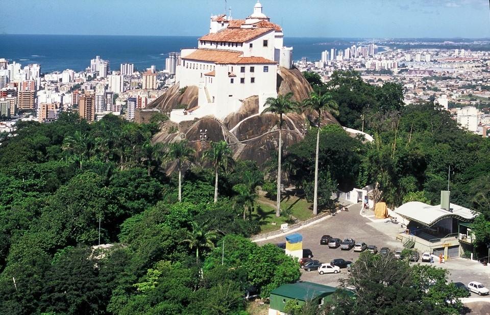 Convento da Penha, em Vila Velha - Foto: Tadeu Bianconi