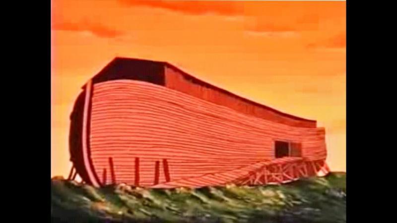 A Arca de Noé (Desenhos Bíblicos)