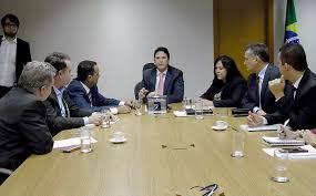 Em agenda com Rose, prefeitos da Grande Vitória encaminham demandas junto ao Governo
